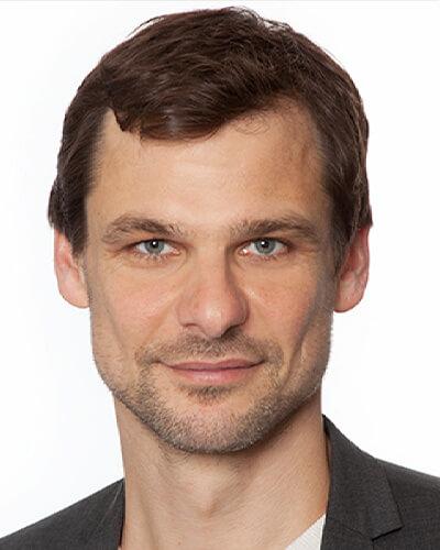 Dr. Ing. Falko Schmid, Director, Digital Health Lab Düsseldorf, University Hospital Düsseldorf, Germany