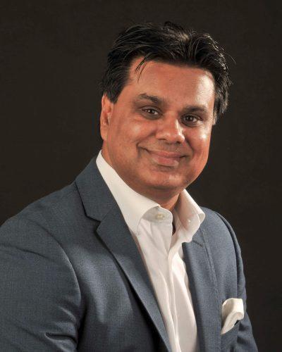 Professor Shafi Ahmed