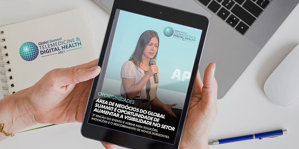Área de negócios do Global Summit é oportunidade de aumentar a visibilidade no setor
